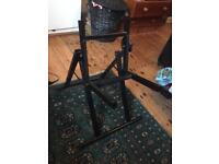 Guitar combo stand