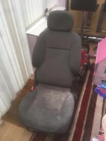 Peugeot partner passenger seat