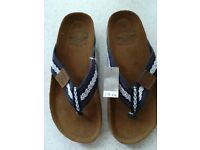 NEXT size 6 flip flops, mens or womens. Brand new, unused, still have label on.