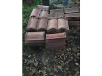 Concrete used roof tiles