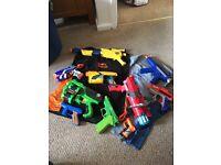 Guns and protection