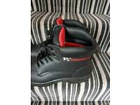 Work boots v6 powerwear brand new