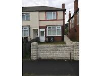2/3 Bed House TO LET Cartwright St Wolverhampton WV2 1EU **AVAILABLE NOW**