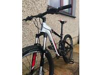 Giant Trance X Full Suspension MTB (Small)