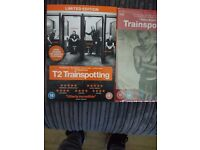 Trainspotting 1 and 2 unopened