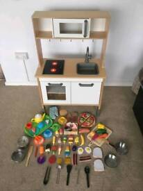 IKEA children play kitchen