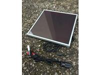 5W 12V solar panel trickle charger