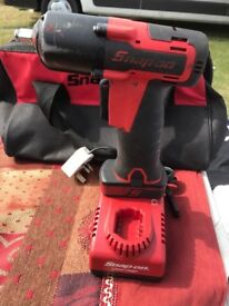 Snap on driver
