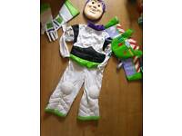 Buzz lightyear dress up