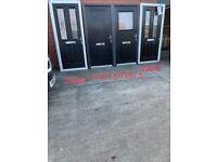 Upvc exdisplay composite doors £350 each