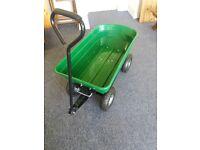 Garden Cart with tipper action