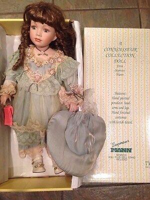 seymour mann connoisseur doll