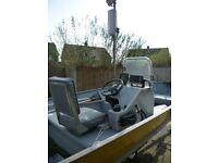 16 foot Fast aluminium fishing/sports boat