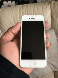 Iphone 5 16gb unlocked. Great condition