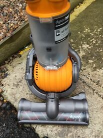dyson DC24 lightweight rollerball cleaned serviced complete with original Dyson multitool