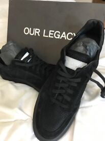 Our legacy shoes