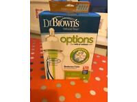 Brand new Drbrown bottles