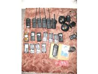 gP340 two way Radios Professional ones