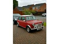 Classic mini for hire proms