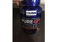 3x 1kg USN Protein