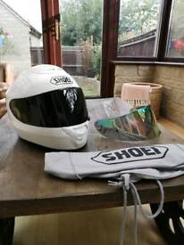 Shoei Qwest helmet