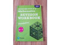 GCSE (9-1) AQA Maths Revision Workbook