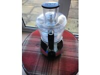 Dualit Food Processor, Nearly New Condition, Hardly Used 1500W motor, with all original accessories