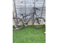 Saracen mantra 21 gear bike