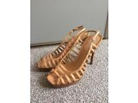 Aldo all real leather never worn shoes