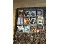PS3 40gb great condition comes with with 22 games 2 controllers 130ono