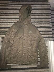 North Face waterproof jacket. Small men's