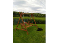 Garden swing Summer seat bench