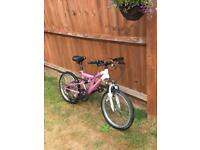 "Girls Bike 16"" wheel"