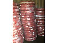 100m Underfloor Heating Pipe / Plumbing Pipe - WRAS Approved