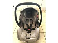 Recaro Young Profi Plus Baby Car Seat Grey - Great Condition!
