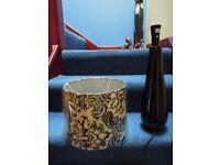 Zaros Ceramic Table Lamp from M&S