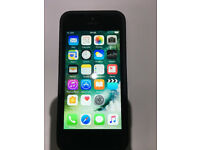 iPhone 5 16Gb Unlocked sim free New battery just been fitted iCloud removed