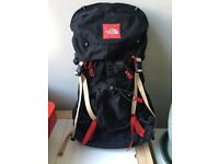 The North Face Backpack_Camping/Hiking