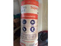 Full Unopened Roll of Loft Insulation