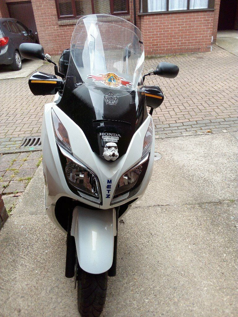 3k In Miles >> Honda Forza Super Scooter 300 Only 3k Miles In Beverley East Yorkshire Gumtree