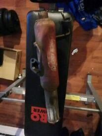 Cherry bomb back box