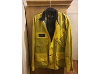 Barbour International Nylon Jacket Size L