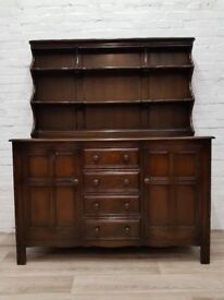 Ercol Dresser/sideboard (DELIVERY AVAILABLE FOR THIS ITEM OF FURNITURE)