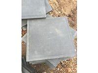 Paving/flag stones 450 x450 40mm