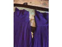 New bridesmaid dresses