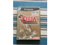 Legend of Zelda The Wind Waker & Ocarina of Time for Gamecube & Wii