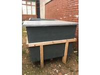 Square ponds for sale koi carp fish pond Vat Quarantine Tank
