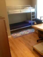 Furnished Apt. from Sept.12(All included)weekly/monthly accepted