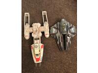 Star Wars ships