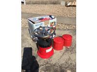 Portable gas burner (new)